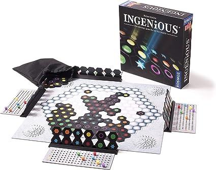 Green Board Games Ingenious - Juego de Mesa (en inglés) [Importado del Reino Unido]: Reiner Knizia: Amazon.es: Juguetes y juegos