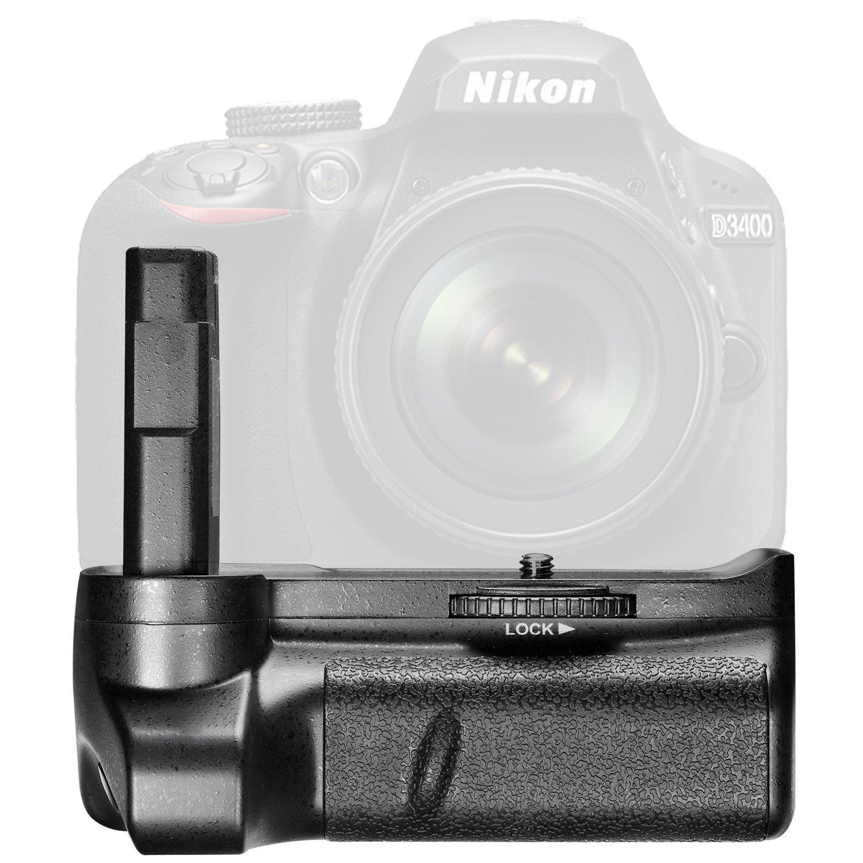 Neewer Bateria Grip Para Nikon D3400
