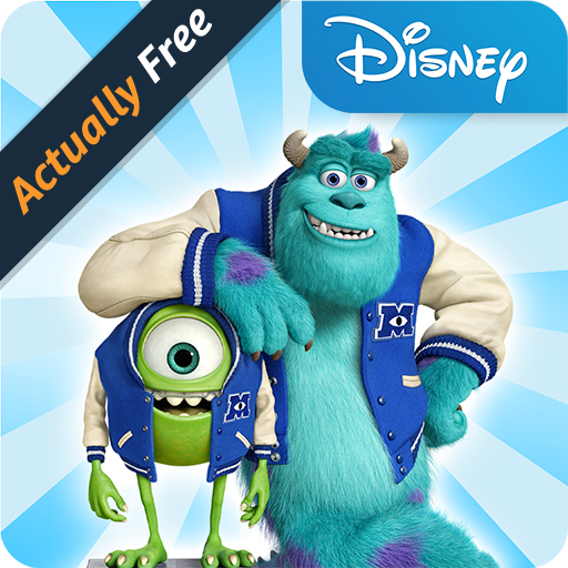 Monsters University (Download Free Kids Games compare prices)