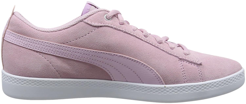 Puma Damen Smash Wns V2 Sd Sneaker, 05) Pink (Winsome Orchid-winsome Orchid 05) Sneaker, 7ea606