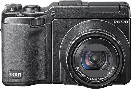 Ricoh Gxr Systemkamera 3 Zoll Kit Inkl P10 28 300mm Kamera