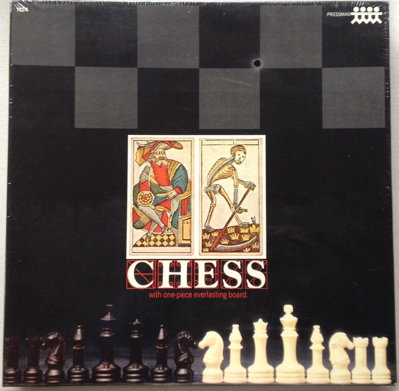 【25%OFF】 Pressman Chess-one Chess-one board piece Pressman everlasting board B01N66WVD8, 工具屋「まいど!」:c3eb7ec9 --- cygne.mdxdemo.com