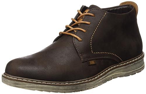 Botin Cro C. Marron, Mens Shoes Xti