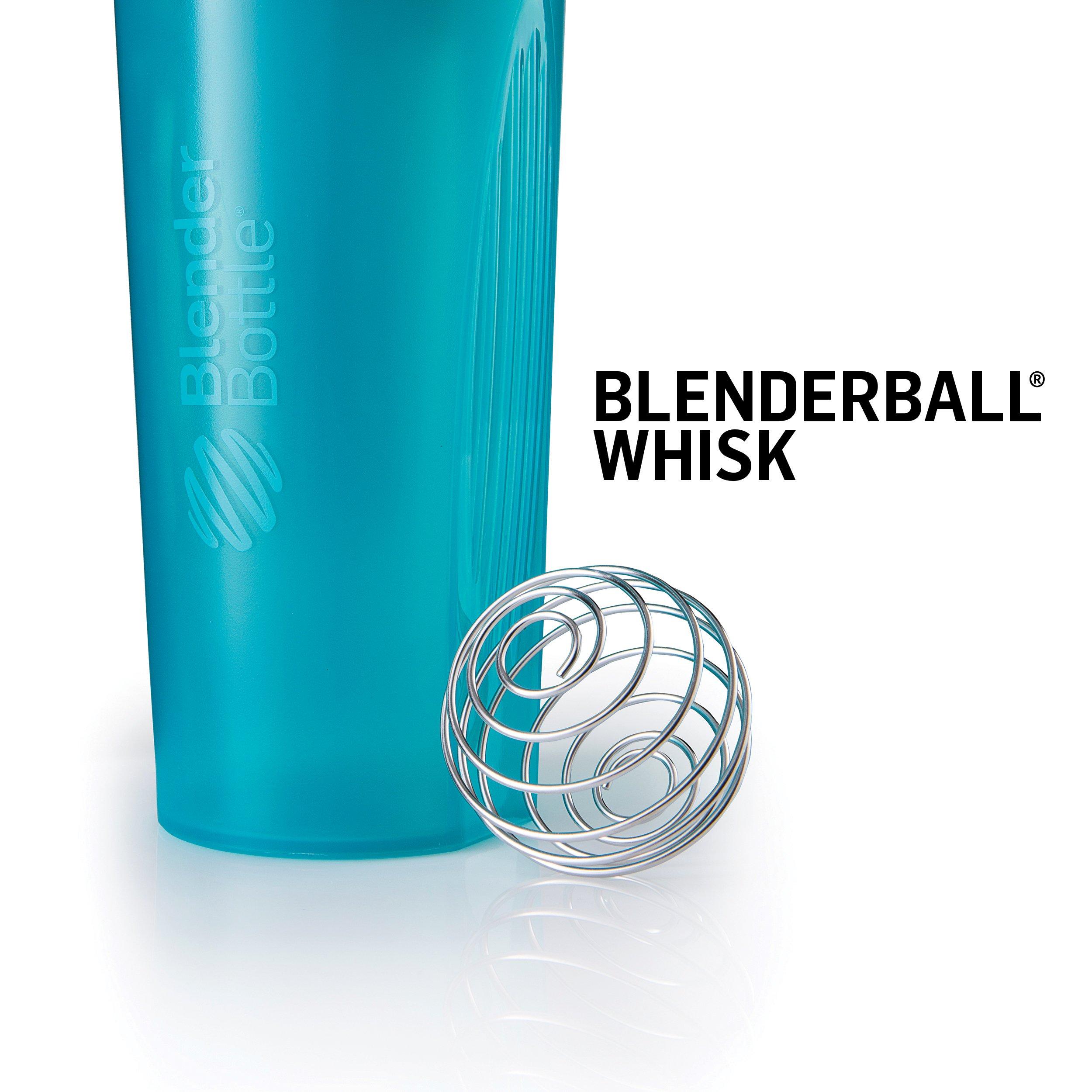 BlenderBottle Classic Loop Top Shaker Bottle, Colors May Vary, 28-Ounce 2-Pack by Blender Bottle (Image #3)