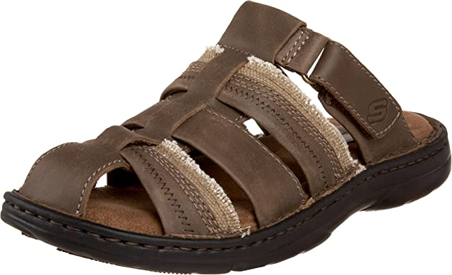 Amazon.com | Skechers Men's 60855 | Sandals