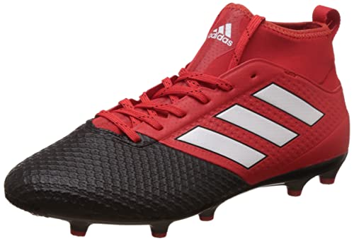 1655a1ce adidas Men's Ace 17.3 Primemesh FG Football Boots, (Red/FTWR White/Core