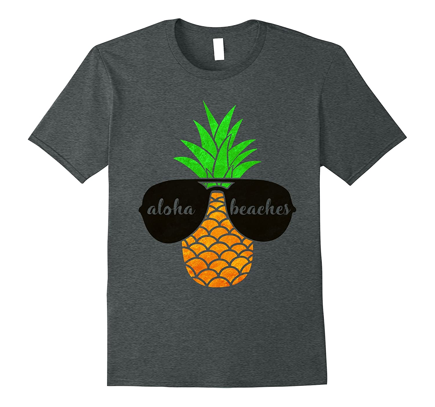 Aloha T-Shirt - Aloha Beaches Shirt - Hawaiian Shirt Summer-T-Shirt