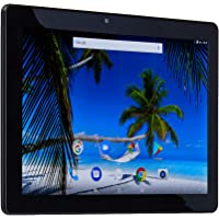 Tablet M10A preto quad core android 7.0 dual câmera 3G e bluetooth tela 10 Pol. polegadas Multilaser - NB253