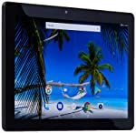 "Tablet M10A, Multiláser, NB253, Quad Core, Android 7.0, Dual Cãmera, 10"", Preto"