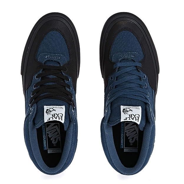 e4fd1c48750 Vans Half Cab Pro -Fall 2018- Mechanic Blue  Amazon.co.uk  Shoes   Bags