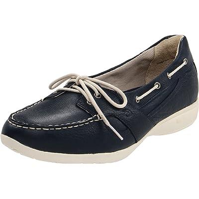 Aravon Women's Jillian Lace-Up | Loafers & Slip-Ons