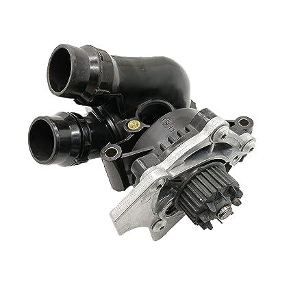 Water Pump Module for Audi A3 A4 A5 A6 TT Quattro Volkswagen Jetta GTI Passat Tiguan