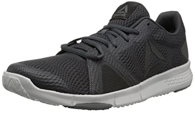 c6c6ce211 Reebok Men s FLEXILE Sneaker Coal Black Alloy Skull Grey 7 ...