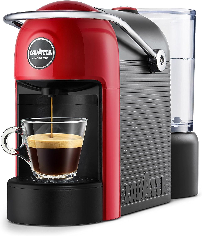Lavazza Caff/è Jolie 0,6 l 64 capsules Cr/ème et go/ût 1250 W blanc//rouge rouge