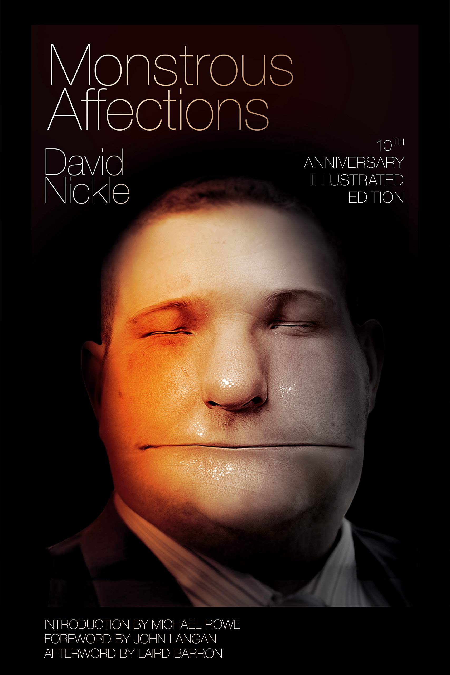 Monstrous Affections Nickle David Rowe Michael Barron Laird Langan John 9781771484961 Amazon Com Books