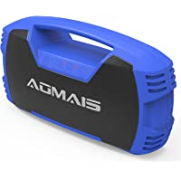 AOMAIS GO Waterproof Portable Indoor/Outdoor Bluetooth Speakers (Blue)