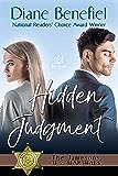 Hidden Judgment (The Jamesons US Marshals Book 2)