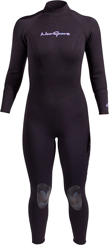 NeoSport Wetsuits Women s Premium Neoprene 1mm Full Suit