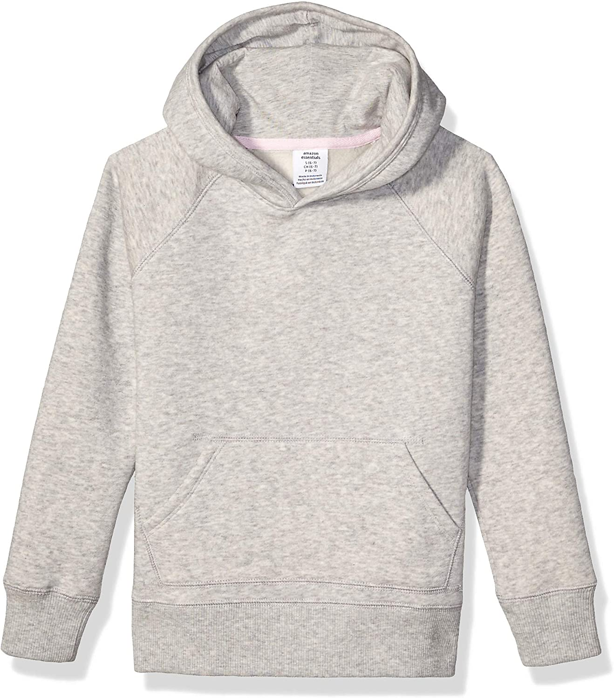 Essentials Girls Pullover Hoodie Sweatshirt