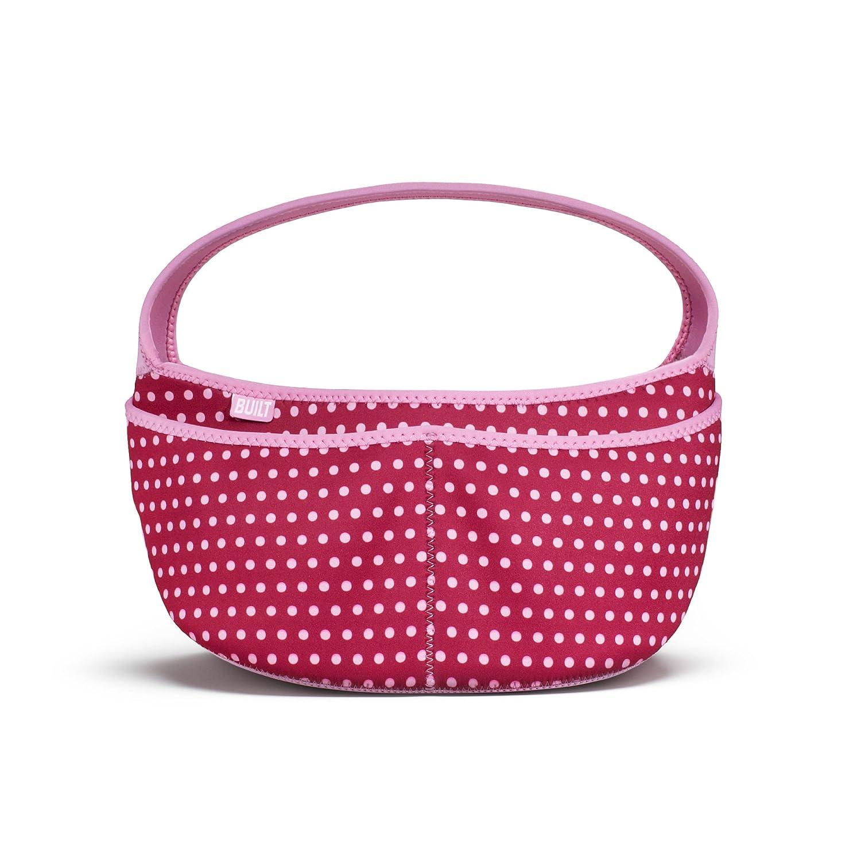 Built NY Baby Essentials Caddy Pink Mini Dots BBY-BBEC-BMD BBY-BBEC-BPS_Naranja