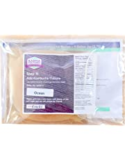 LIVE KOMBUCHA SCOBY. Best kombucha starter to grow your own healthy, organic kombucha. Fermenting scoby could create endless gallon's of kombucha in your kitchen. Contains a premium, living five inch disk and one cap strong starting fluid to brew.