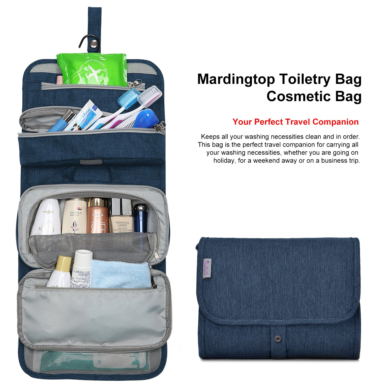 Mountaintop Toiletry Bag Travel Toilet Bag Cosmetic Bag To Hang