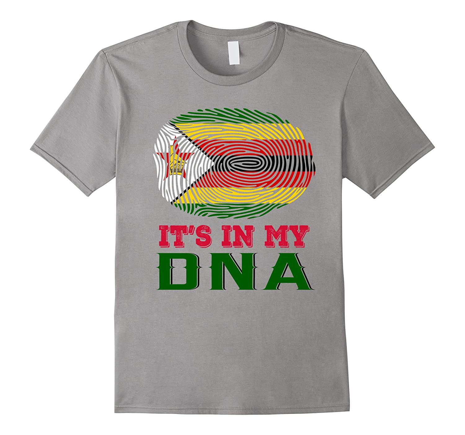 Zimbabwe-It's In My DNA Shirt-TH