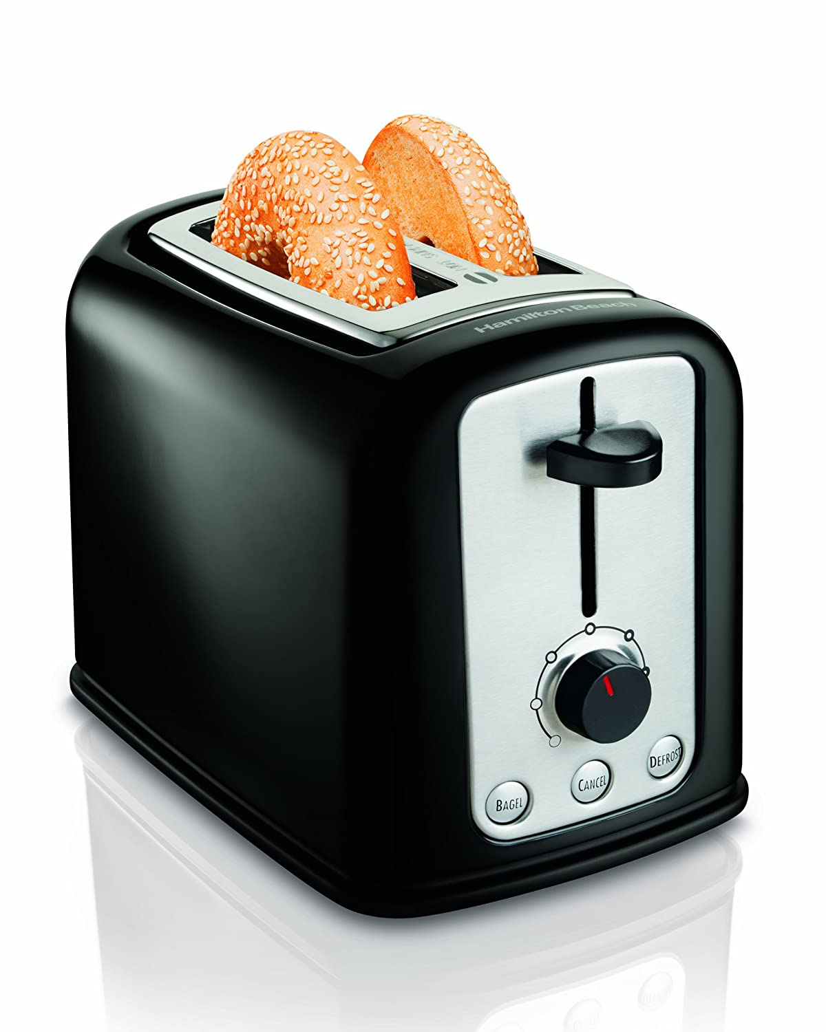 Hamilton Beach Cool-Touch 2-Slice Toaster (22464)