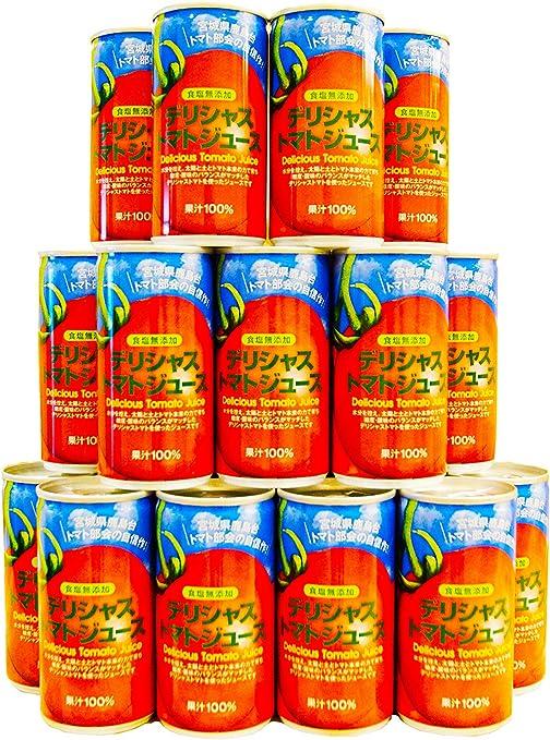 デリシャストマトジュース【190ml×30缶】
