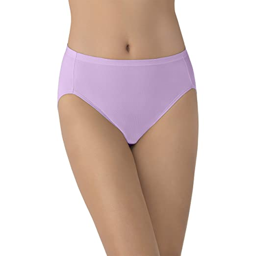 9cd110c9d19 Vanity Fair Women s Cooling Touch Hi Cut Panty 13124 at Amazon Women s  Clothing store