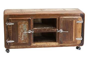Möbel Bunt sit möbel fridge 2615 98 lowboard 135x40x56 recyceltes altholz