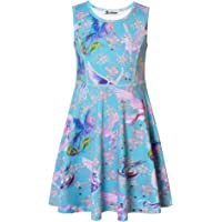 7c14c1e13d08 Jxstar Girls Unicorn Dress,Hoodie,Mermaid Dress,Legging