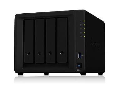 Synology 4 Bay NAS DiskStation DS418