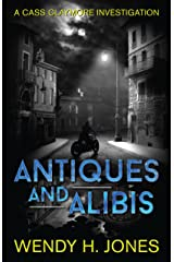 Antiques and Alibis (Cass Claymore Investigates Book 1) Kindle Edition