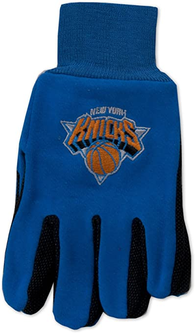 McArthur Sports New York Knicks Utility Glove Orange//Blue R1216TTG-OIH
