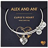 Amazon Price History for:Alex and Ani Cupid's Heart II Rafaelian Silver Charm Bracelet