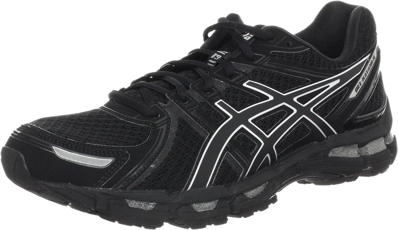 Asics Gel Kayano 19 Zapatilla De Running De La Mujer Negro 13 B M Us Shoes