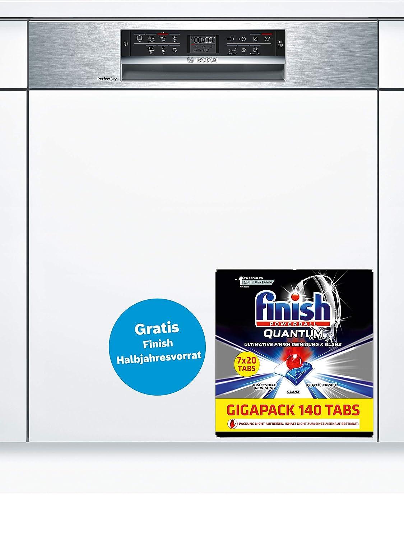 Bosch smi6 7ms01e Lavavajillas notebook int egriert/A + + +/237 ...