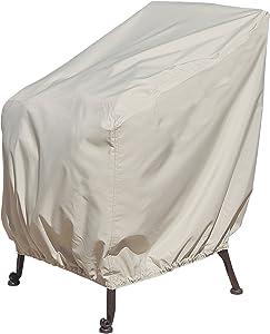 Treasure Garden Protective Patio Furniture Cover CP211 Curved Lounge Chair - Protective Furniture Covers
