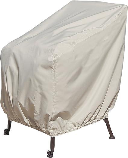 treasure garden protective patio furniture cover cp211 curved lounge chair protective furniture covers