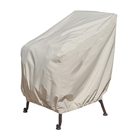 Treasure Garden Protective Patio Furniture Cover CP211 Curved Lounge Chair    Protective Furniture Covers