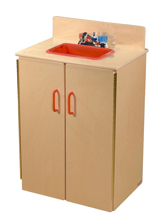 Wood Designs School Age Deluxe Sink