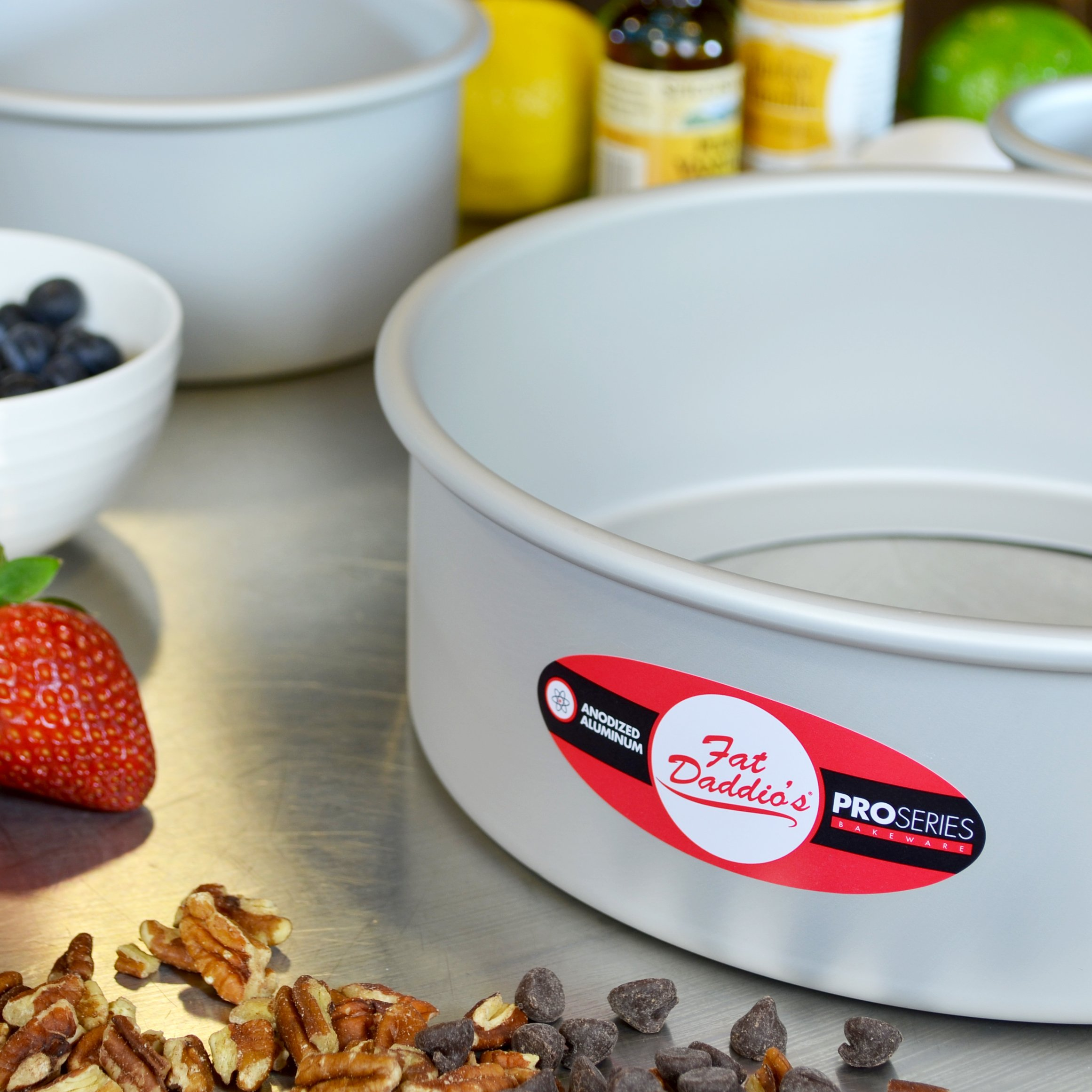 Fat Daddio's PCC-73 Cheesecake Pan 7 x 3 Inch by Fat Daddios (Image #6)
