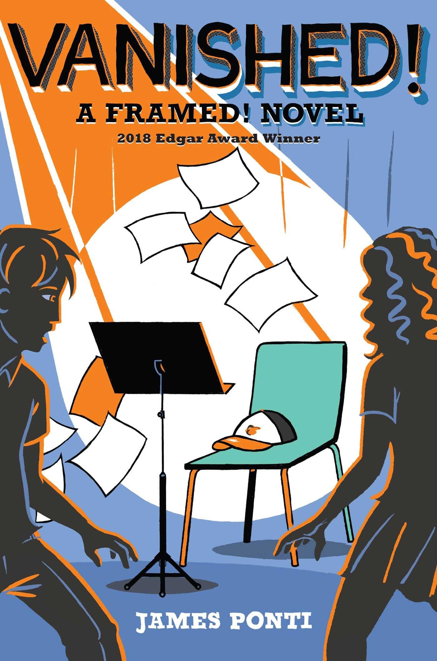 Read Online Vanished! (Framed!) ebook