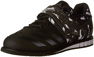 separation shoes 21153 fe823 adidas Mens Powerlift.3 Cross-Trainer Shoes, BlackWhite, (11