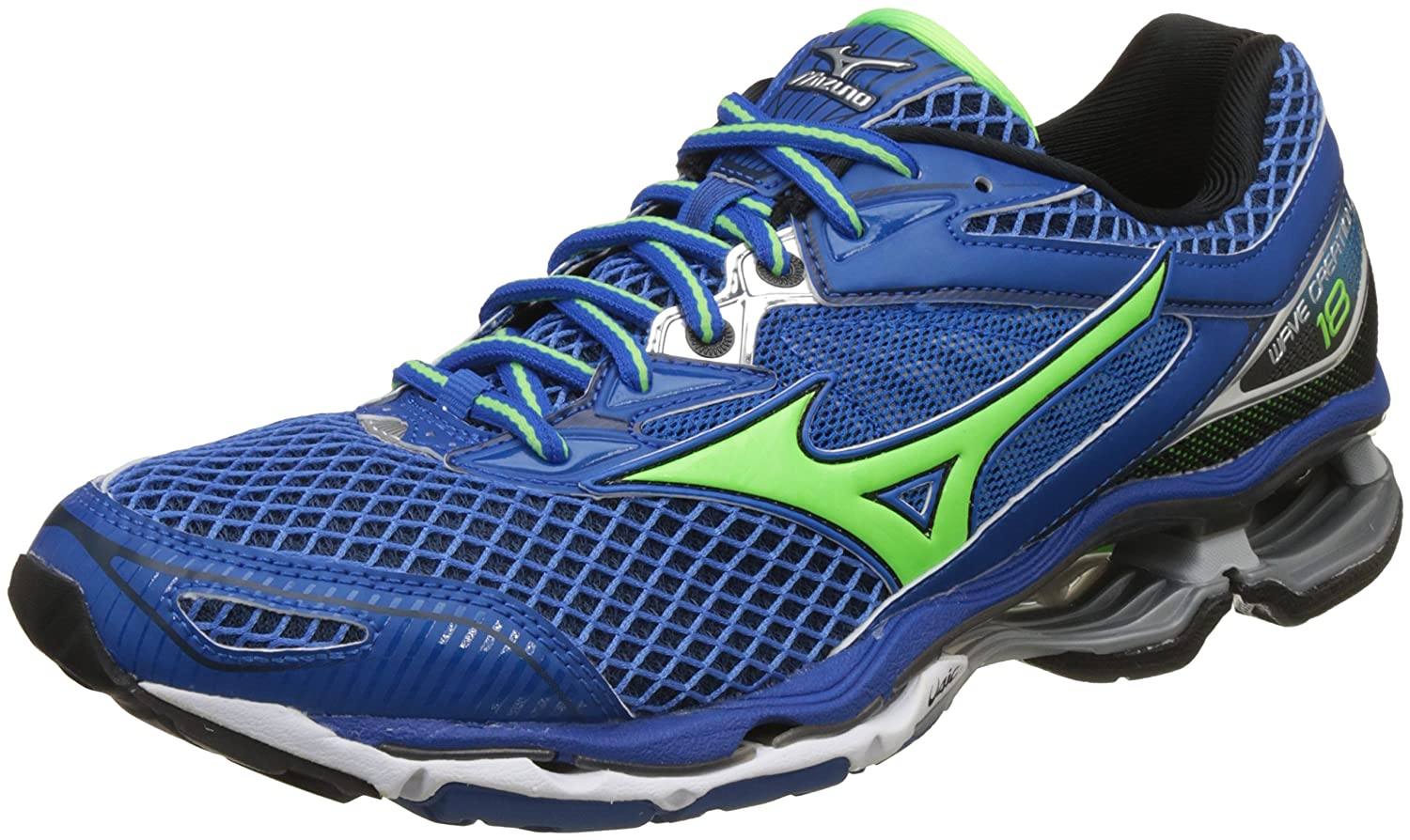 9bc7b00861c Mizuno Men s R6A1B2 Wave Creation 18 Running Shoes  Buy Online at Low  Prices in India - Amazon.in