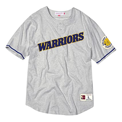 b777ed0cf57 Mitchell   Ness NBA Golden State Warriors Sealed The Victory Men s T-Shirt  Jersey (