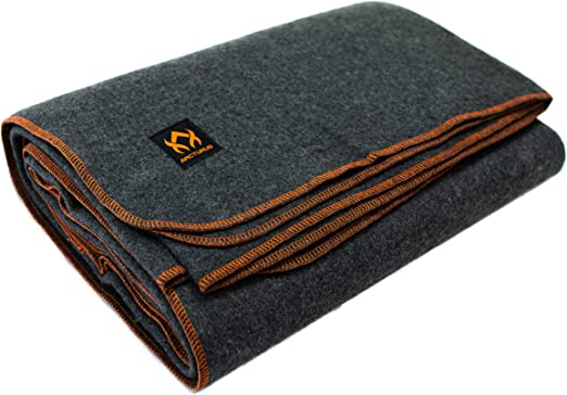 Arcturus Military Wool Blanket