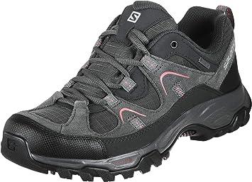 Salomon Fortaleza GTX W hiking shoes magnet: Amazon.co.uk
