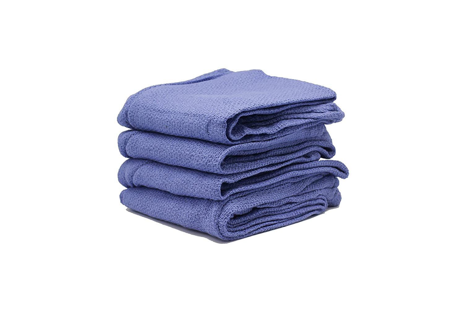 Blue Non-Sterile Pack of 100 Dukal CT-1730B OR Towel
